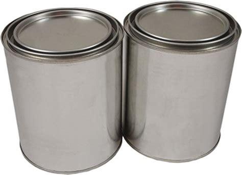 1 quart paint cans for sale empty quart paint cans with lids 2 pack high quality empty