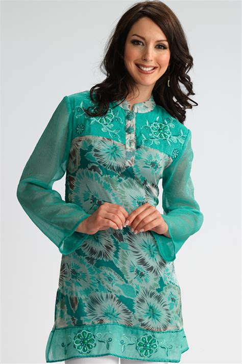 kurta pattern image latest kurti designs for girls 2012
