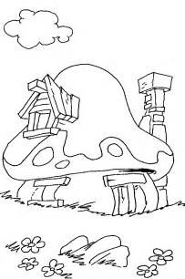 coloring smurfs coloring pages 25
