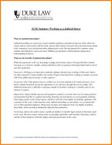 Cover Letter For Judicial Clerkship 6 Cover Letter For School Science Resume