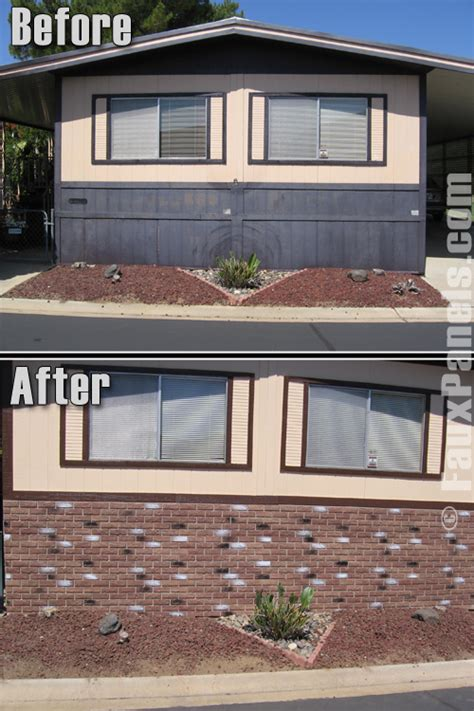 house skirting designs mobile home designs renovation photos with faux skirting