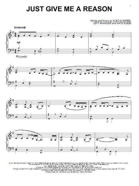 tutorial guitar just give me a reason just give me a reason sheet music direct