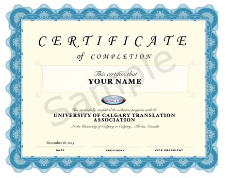 printable and editable certificates popular sles