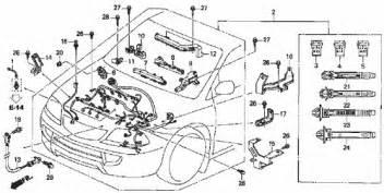 acura tl engine diagram