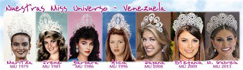 imagenes de las miss universo venezolanas miss universo 2013 una s 233 ptima para venezuela cr 243 nica