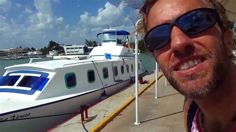 sw boat adventures going from mexico to belize islands by boat an adventure