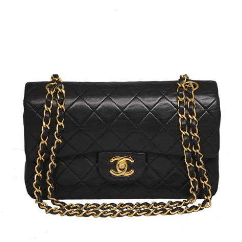 chanel bag chanel black quilted maxi classic flap coco bag