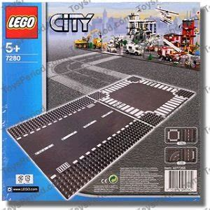 Lego 7280 Brick And More Crossroad Plates lego 7280 and crossroad plates set parts