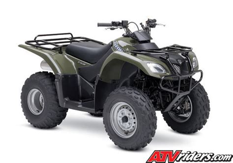 2007 Suzuki Sport Specs 2007 Suzuki Ozark 250 4x2 Sport Utility Atv Features