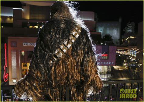 end harrison ford adele helps end harrison ford chewbacca s longtime feud