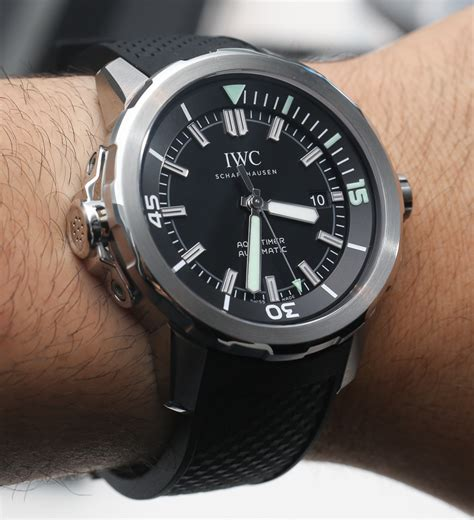 iwc aquatimer automatic watches for 2014 on page 2