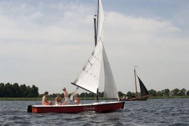 zeilboot voor beginners leren zeilen zeilschool zeewolde eemhof watersport