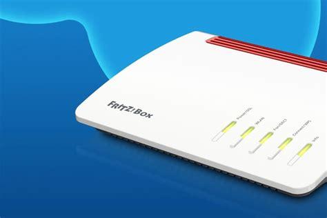 fritzbox  router mit schnellem wlan ac weicht