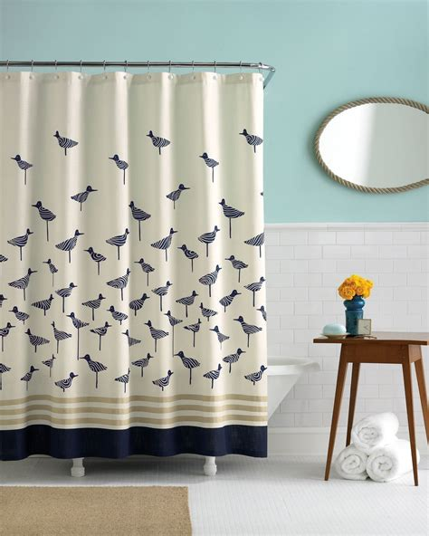 Curtains As Shower Curtains by Shower Curtains That Let Your Personality Shine