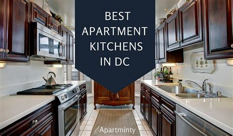 Best Apartment Washington Dc The 5 Best Apartment Kitchens In Dc Apartminty