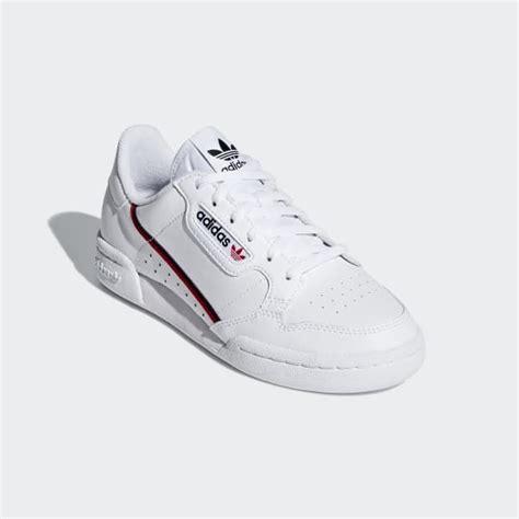 adidas continental  shoes white adidas