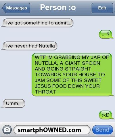 Announcement Ive Got Something Cooking by 25 Best Nutella Quotes On