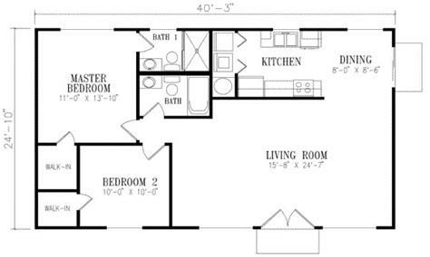 House Plans 1000 Sq Ft Or Less by 1000 Square Foot House Plans 1 Bedroom 800 Square Foot