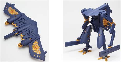 Japanese Designer by Japanese Designer Offers 3d Printed Transformer Kit