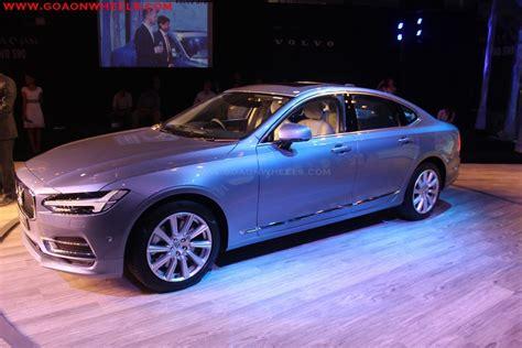 volvo s90 premium sedan launched in india