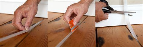 Floor Board Gap Filler by Sealing Floorboard Gaps Stopgap