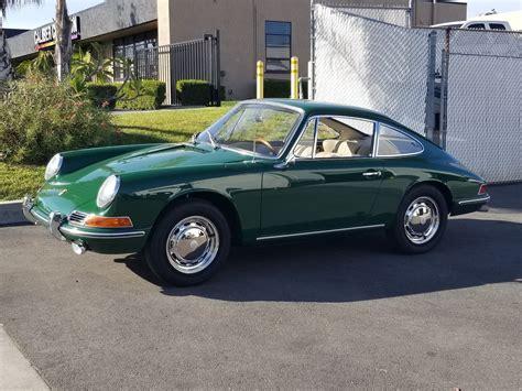 Porsche 911 Coupe by 1965 Porsche 911 Coupe For Sale 52096 Mcg