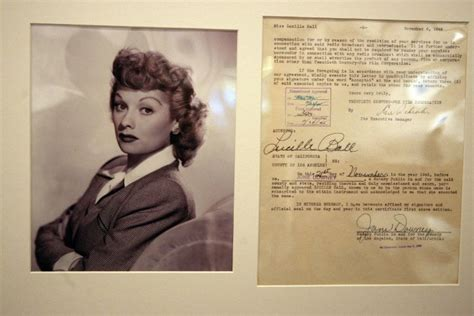 lucille ball death lucille ball photo who2