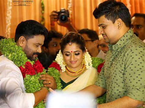 Dileep kavya register marriage singapore