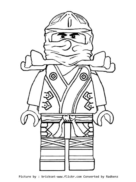 coloring pages ninjago radkenz artworks gallery april 2013
