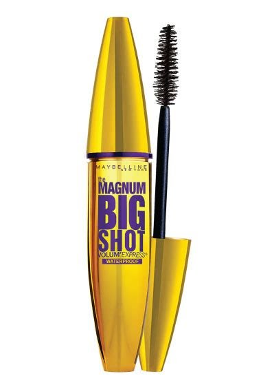 Mascara Maybelline Magnum Volum volum express magnum big mascara maybelline new york