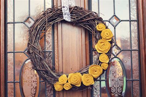 wreaths diy fall wreath diy little kit design