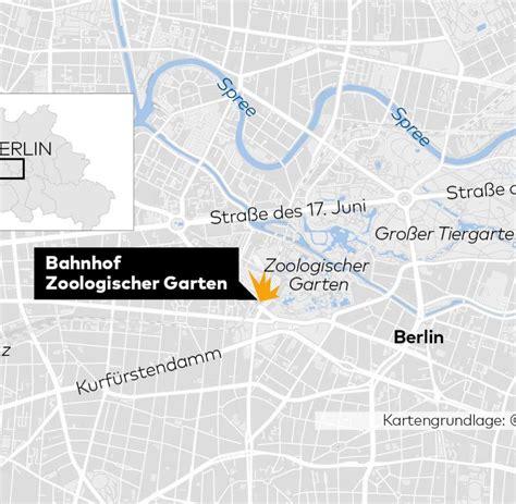 Berlin Zoologischer Garten Bahnhof Brand by Zoologischer Garten Berliner Bahnhof Zoo Wird Nach