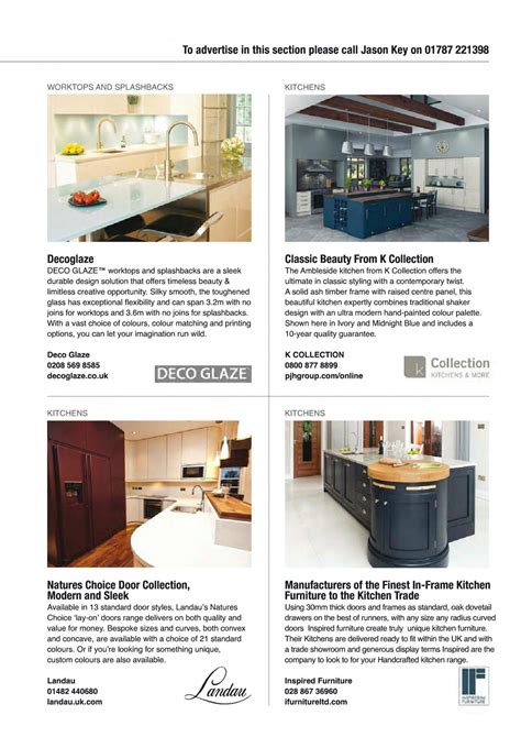 designer kitchens magazine 100 designer kitchens magazine pictures of