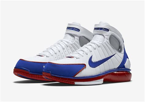 Sepatu Basket Nike Air Zoom Huarache 2k4 nike huarache 2k4 2016 retro sneakernews