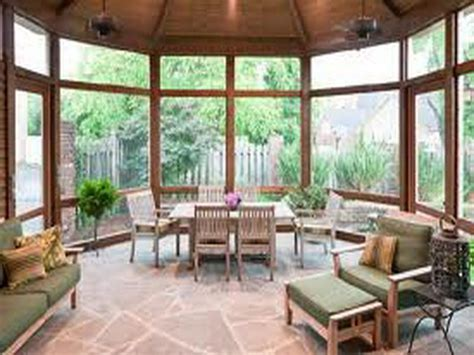 Screened Porch Design Ideas screened in porch decorating ideas home interior design