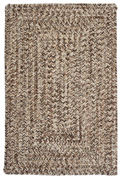 Farmhouse Area Rugs Colonial Mills Corsica Cc99 Weathered Brown Brown Neutral Area Rug Farmhouse Area Rugs