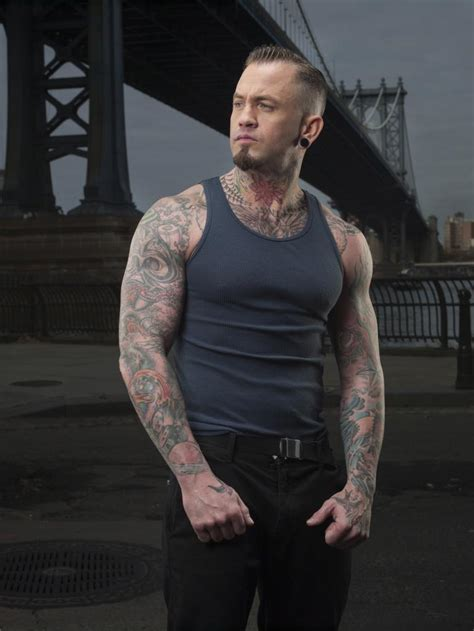 scott marshall tattoos ink master season 4 marshall ink master photo