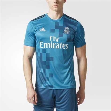 Jersey Real Madrid 3rd Supercopa De Espana 17 18 real madrid 3rd jersey