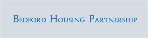 Bedford Housing Partnership Offers Rental Assistance The Bedford Citizen