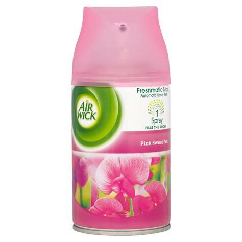 air wick 174 freshmatic max pink sweet pea
