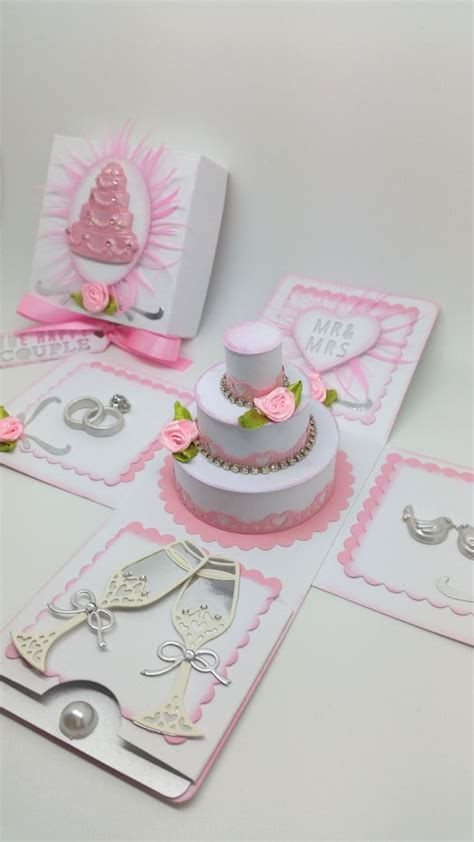 Wedding Explosion Box by Best 25 Exploding Box Card Ideas On Explosion