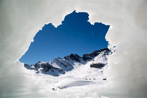 opening   ice hole