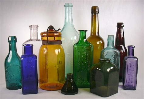 colors and bottles bottle related links
