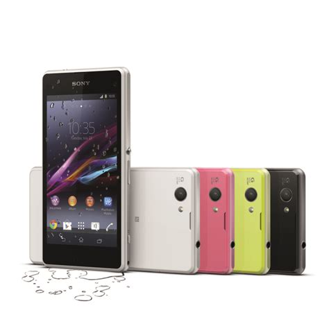 Hp Sony Xperia Z1 Mini sony xperia z1 compact release date price and where to get it pocket lint