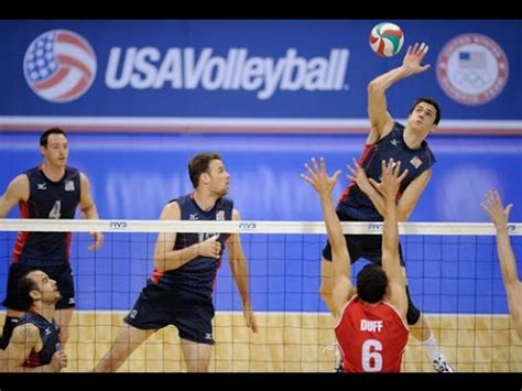 usa and italy qualify for men's volleyball at rio 2016