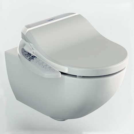 Combined Bidet Toilet by Sfe 7235 Combined Electronic Bidet And Toilet
