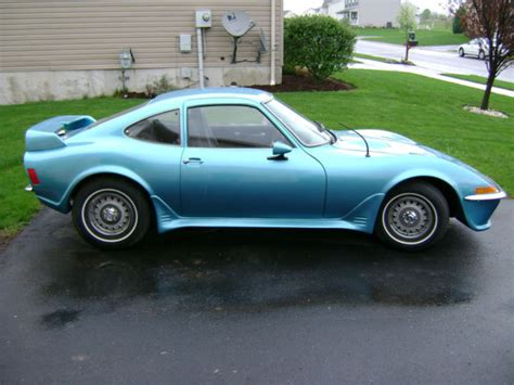 71 Opel Gt by 71 Opel Gt Gt Buick 1971 Parts Mini Corvette Classic