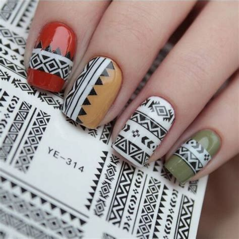 Nail Sticker Water Decal Stiker Kuku Nail M157 88 best stickers decals images on spikes