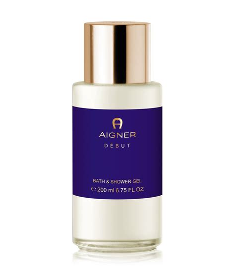 Parfum Aigner Debut Original by Aigner D 233 But Showergel Bestellen Flaconi De