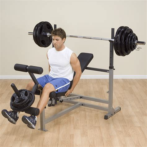 gdib46l powercenter combo bench body solid gdib46l combo bench exercise warehouse